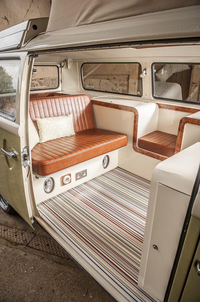 Clara for sale Vw bus interior, Volkswagen interior