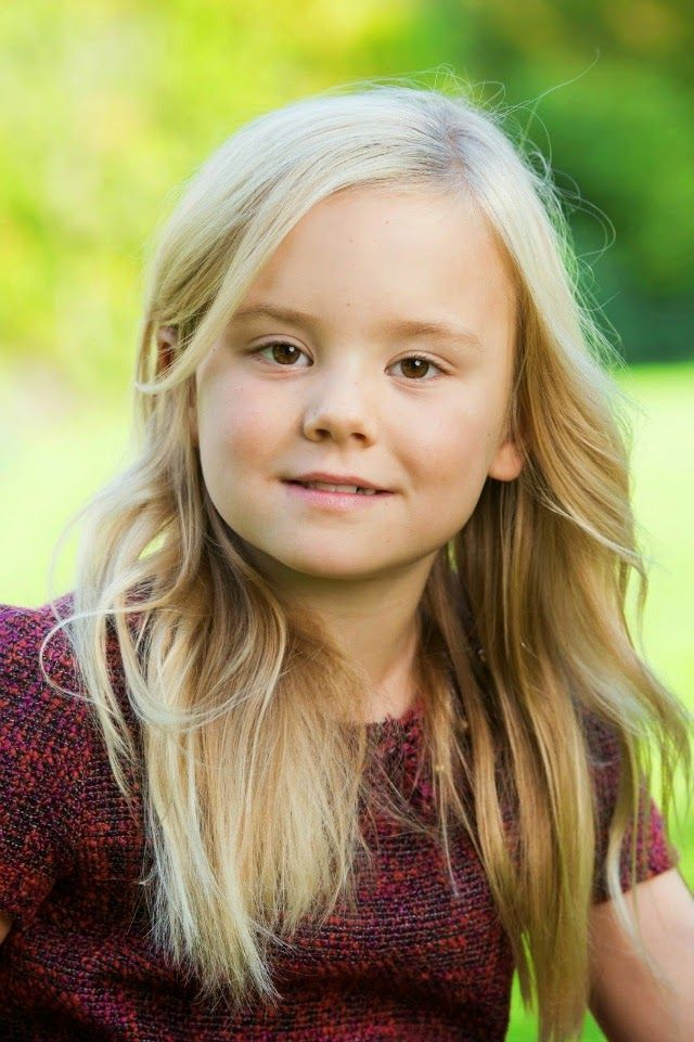 !! REAL- MY ROYALS !!: New Official Photos of Catharina Amalia, Alexia & Ariane