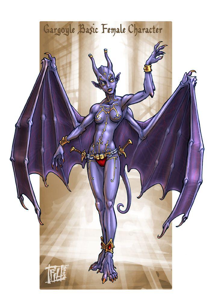 Ultima X Gargoyle History Names