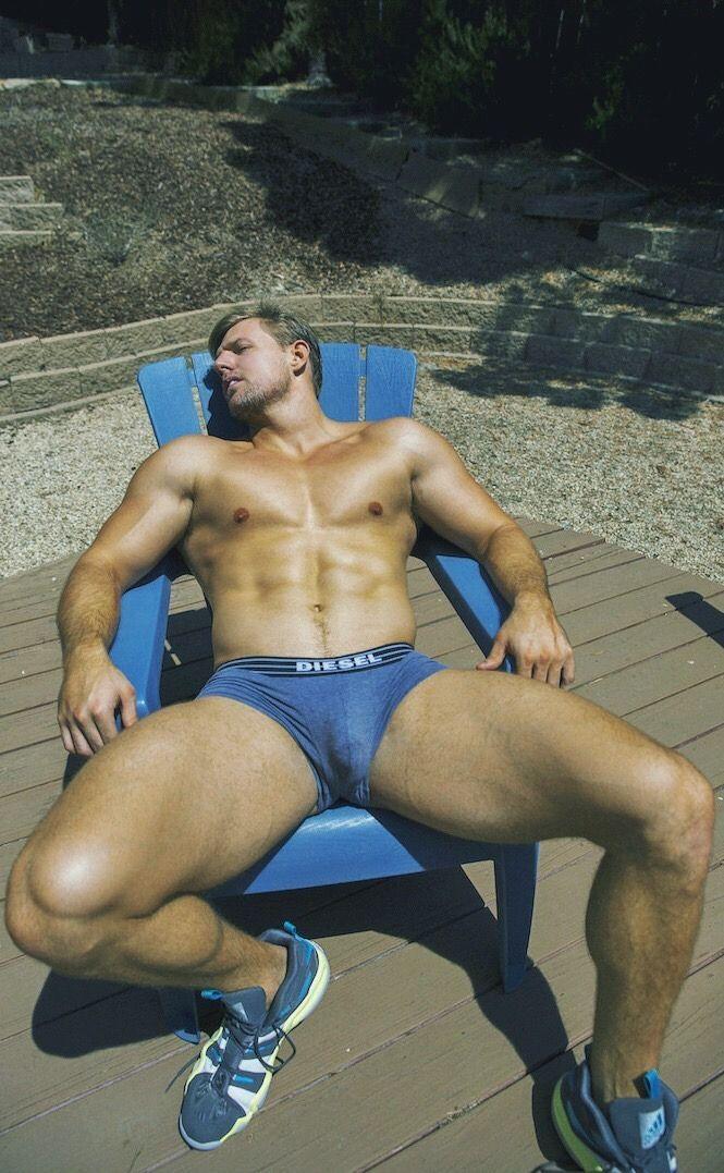 Bear muscle sex