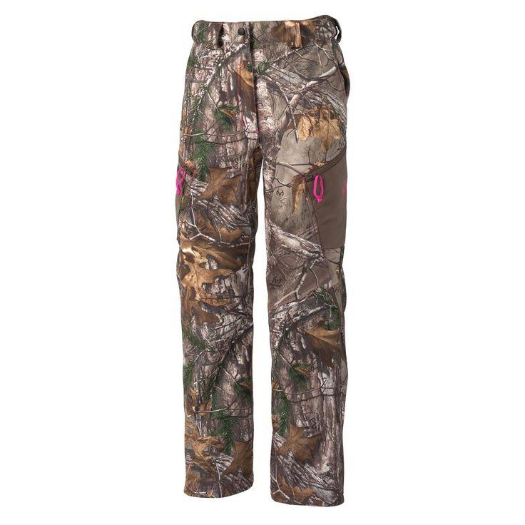 Women's ScentLok Wild Heart Full-Season Hunting Pants, Realtree Xtra Camo