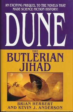 So Frank Herbert's son Brian Herbert and Kevin J Anderson continued the Dune series.