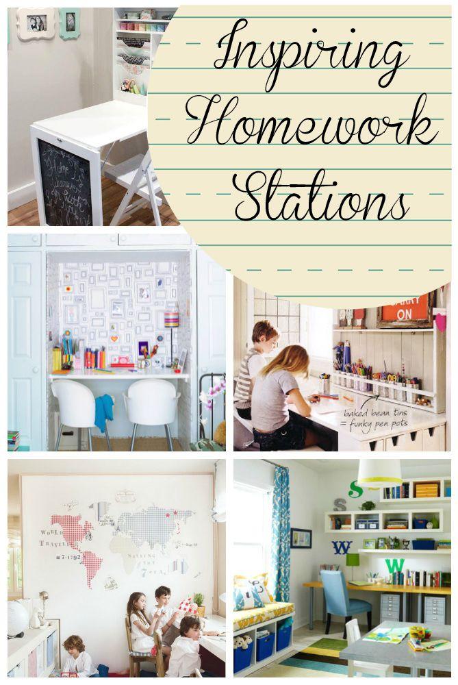 How to organize the children's study area | LoveGurdz