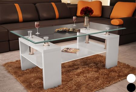 Hoogglans salontafel | Voor een stijlvolle, moderne uitstraling in elk interieur!