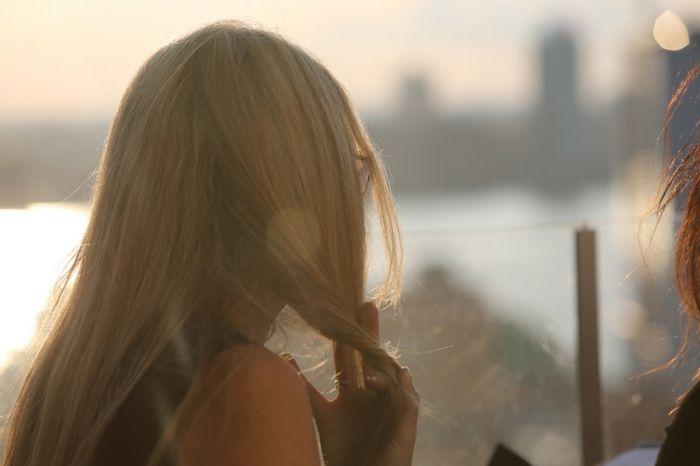 Les 25 Meilleures Id Es Concernant Cheveux Californien Sur Pinterest Cheveux Hippie Tresses