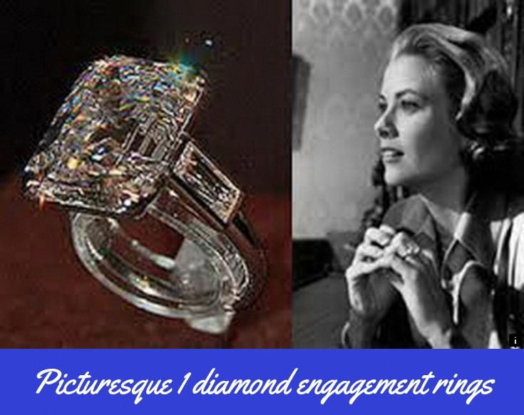 Read More About 1 Diamond Engagement Rings Just Click On The Link F Unique Diamond Engagement Rings Beautiful Diamond Engagement Ring Royal Engagement Rings