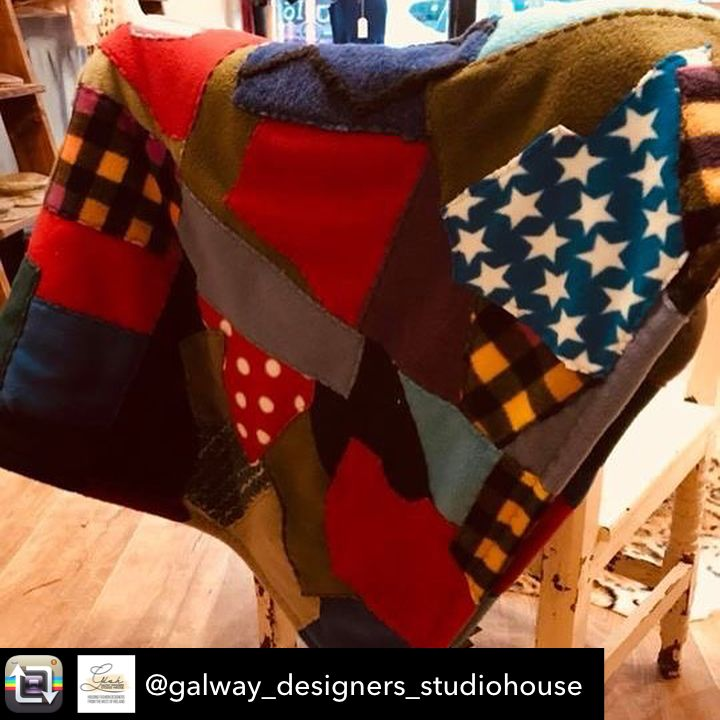 Repost from @galway_designers_studiohouse using @RepostRegramApp - The arctic storm has been extended to freeze us over the weekend! ❄️😬 so get snuggle up with @blackfieldclothingstudio Designs. Back of Mr.Frost Bite! 😅🤭