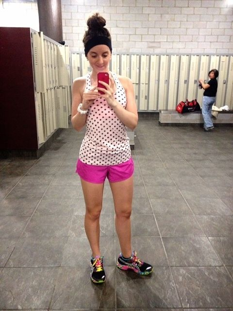 ex girlfriend ann selfie