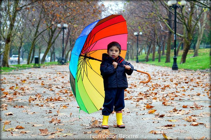 Umbrella Kid | por JuanCarlosBecerra