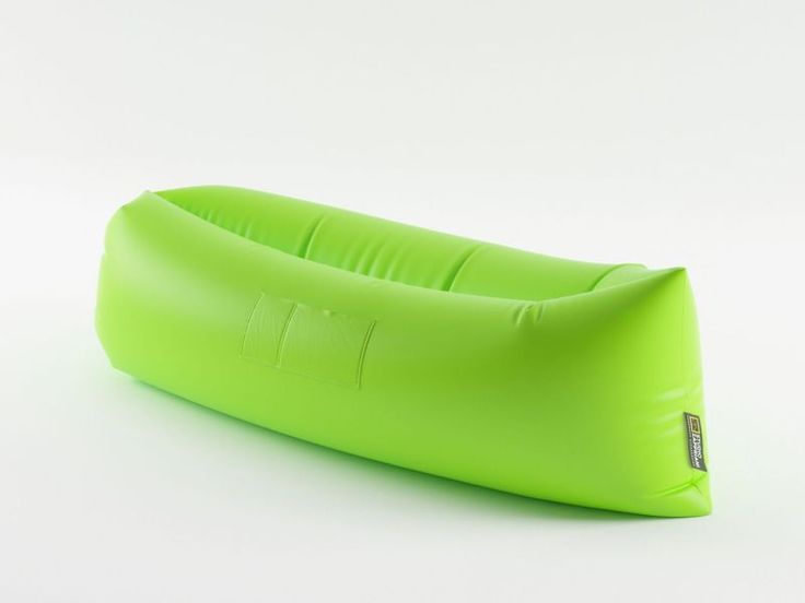 Barbariani- air lounge in lemon green  color