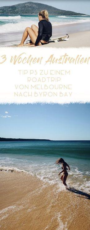 Australien – von Melbourne nach Byron Bay