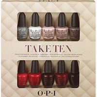 This is an amazing gift!! #OPInailpolish!! #holidaygiftguide