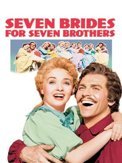 The 25 best movie musicals of all time - 'Seven Brides for Seven Brothers'