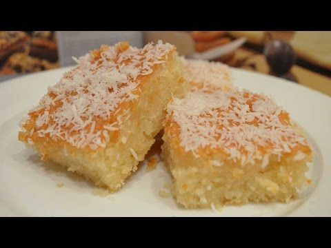Арабский манник Басбуса / Простые рецепты
