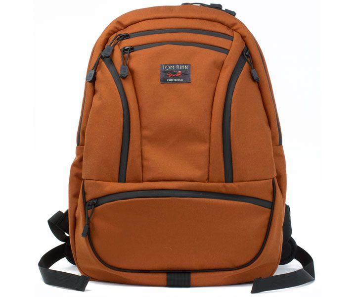 Aeronaut Backpack: Tom Bihn Synapse 19 Burnt Orange