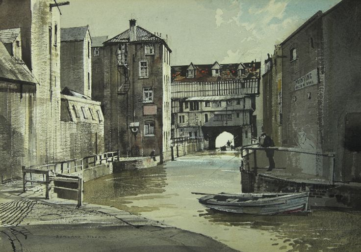 artist rowland hilder glory hole - Google Search