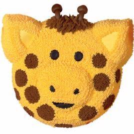 I would love to do this for my grandson, Kashton's, 2nd Birthday!!! He LOVES giraffes!