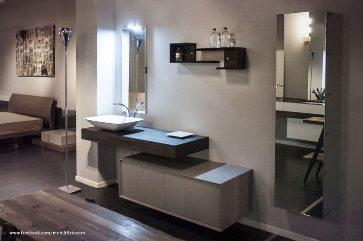 #showroom #arredobagno #bathroom #design #mobilificiocoro #interiors #arredo
