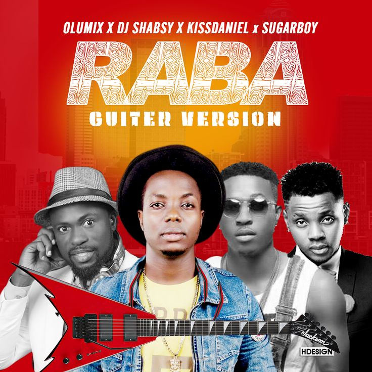 DOWNLOAD MP3: DJ Shabsy Ft. Olumix  Kiss Daniel & SugarBoy  Raba (Guiter Version)   We all know what OLUMIX is capable of musicaly The AAR signed producer and artist has always been dishing out dope productions and hes so talented and creative that hes aswell been featuring in several hit songs on his Solo Guiter e.g Abefe by 9ice L.A.X Rasaki Police by Daprinz Iyayan andHarrysonge.t.c But right now he has decided to blow our mind awaywithanother amazing Guiter version to the popular song…