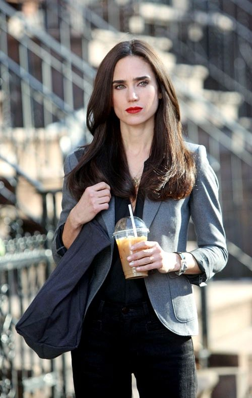 Jennifer Connelly - I think she's one of the most beautiful women.