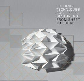 Many designers use folding techniques in their work to make three-dimensional forms from two-dimensional sheets of fabric, cardboard, plastic, metal and many other materials. This unique book explains the key techniques of folding, such as pleated surfaces, curved folding and crumpling. An elegant, practical handbook, it covers over 70 techniques explained by clear step-by-step drawings, crease pattern drawings, and specially commissioned photography.  The book is accompanied by a CD ...