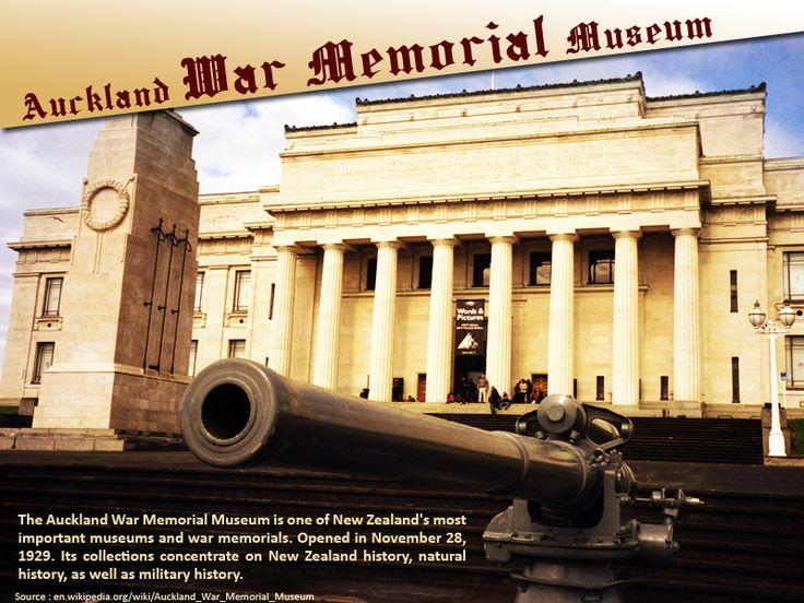 Auckland War Memorial Museum - Auckland, #NZ :  The #Auckland War Memorial Museum is one of New Zealand's most important #museums and #war #memorials. Opened in #November 28, 1929.   |     Source : en.wikipedia.org/wiki/Auckland_War_Memorial_Museum  |     #aucklandwarmemorialmuseum #travel #newzealand #flightstoauckland  |      #bookflights with #kiwitravel : http://www.kiwitravel.co.uk/flights/auckland