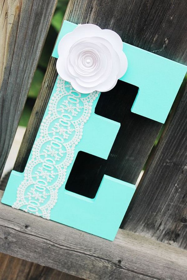 diy letter decor best 25 flower letters ideas on eid 21385 | 022077dbd54677f2722bf8c76829ff8c lace letters letters decor diy