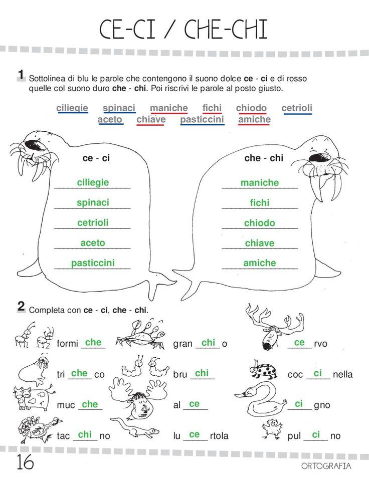Suoni difficili scuola primaria ik85 regardsdefemmes for Suoni difficili schede didattiche