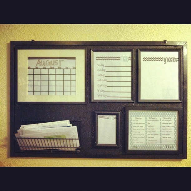 20 Easy Diy Ideas And Tips For A Perfectly Organized Car: 25+ Best Ideas About Painting Corkboard On Pinterest