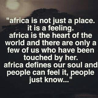 Africa Our Africa!