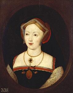 Mary Boleyn, sister of Anne Boleyn by lisby1, via Flickr  Mary is believed to be the eldest daughter of Thomas Boleyn and Lady Elizabeth Howard the eldest daughter of Thomas Howard, 2nd Duke of Norfolk.