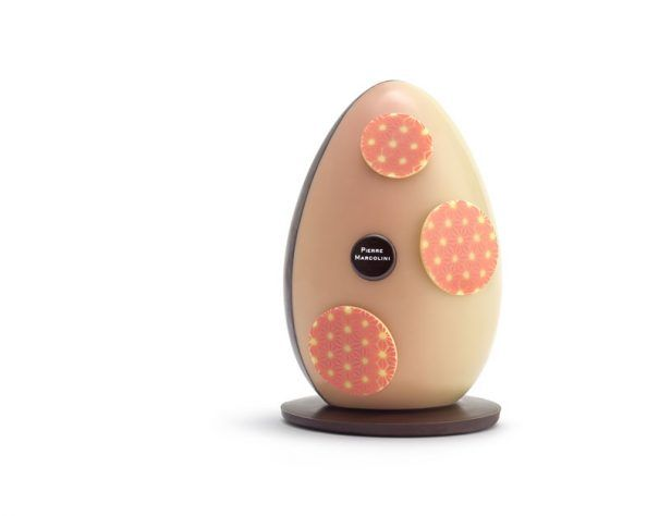 London's most luxurious Easter eggs: Pierre Marcolini Chocolate Egg Fondant