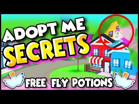 Hacks Secrets Plus Free Fly Potions In Adopt Me Working 2020 Prezley Adopt Me Roblox Youtube Robux 2020 New Promo Codes Update 2020 Roblox Robux 2020
