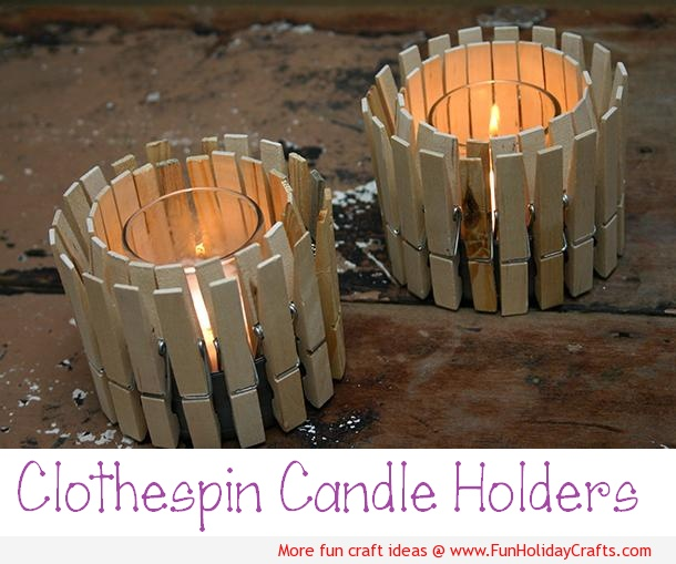 17 best images about craft stick crafts on pinterest for Candle craft ideas