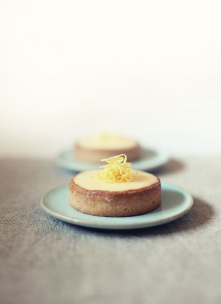 Lemon tartlets, Katie Quinn Davies / What Katie Ate
