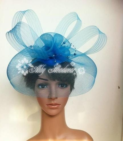 Europe fascinator hats ,good bridal wedding hats,cocktail hat  birdcage veils-in Apparel & Accessories on Aliexpress.com | Alibaba Group