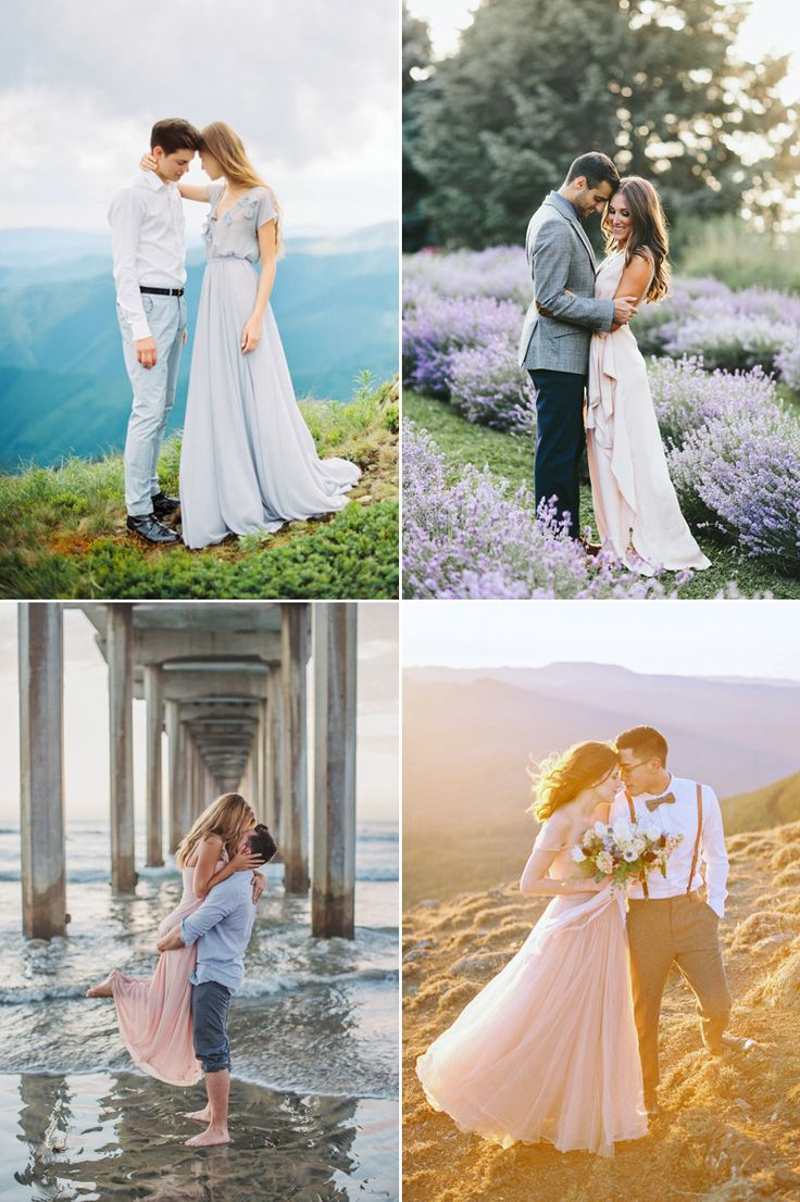 What to Wear For Engagement Photos Fashionable Spring Engagement Outfit Trends!