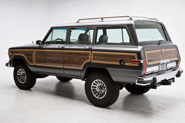 Ls3 Powered 1989 Jeep Grand Wagoneer In 2020 Jeep Wagoneer Jeep Grand Jeep