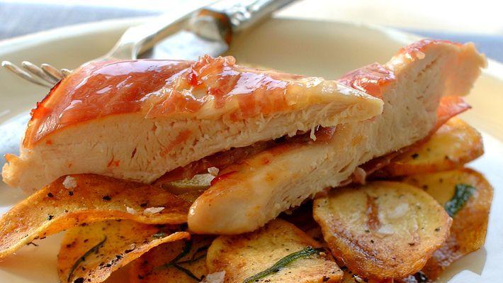 MatPrat - Kyllingfilet med chilisaus