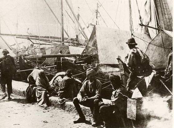 Selanik Limanı 1920