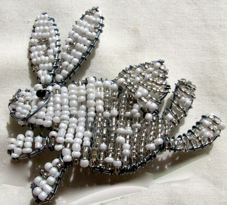 Bunny magnet, $9, Fair Trade and with free delivery in Australia
