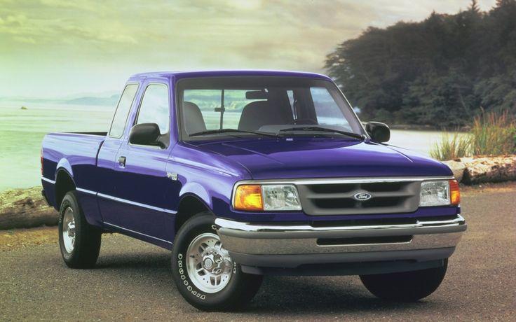 Ford Ranger XLT xcab
