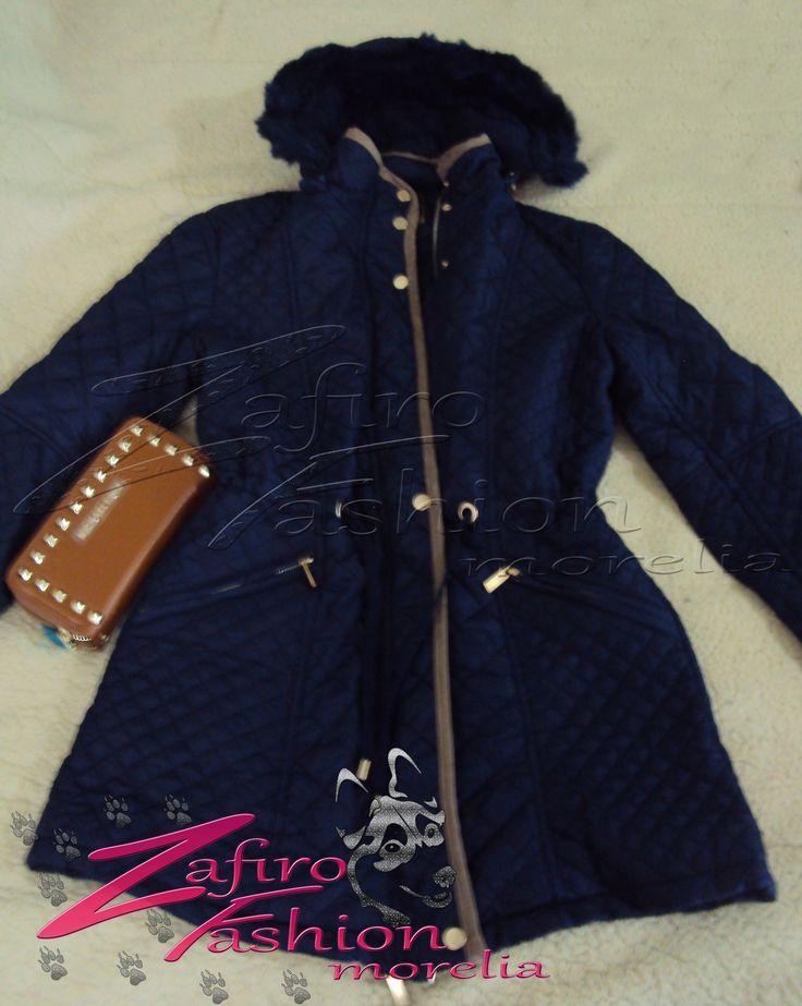 Cazadora azul marino afelpada encuentrala en facebook en Zafiro Fashion Morelia o en instagram en @steff_zafirofashion #zafirofashionmorelia #ilovezafiro #CazadoraAzulMarino