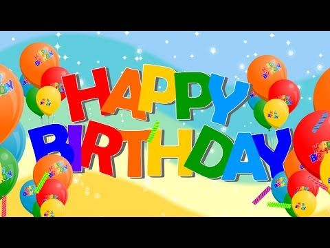 English Corner Time: Best Happy Birthday Song - Nursery Rhymes  Songs for Kids http://englishcornertime.blogspot.com