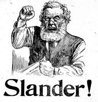 Dr. E.'s Conjure Blog - Hoodoo at its best: Hoodoo Spell to Reverse Slander Back at Your Enemies