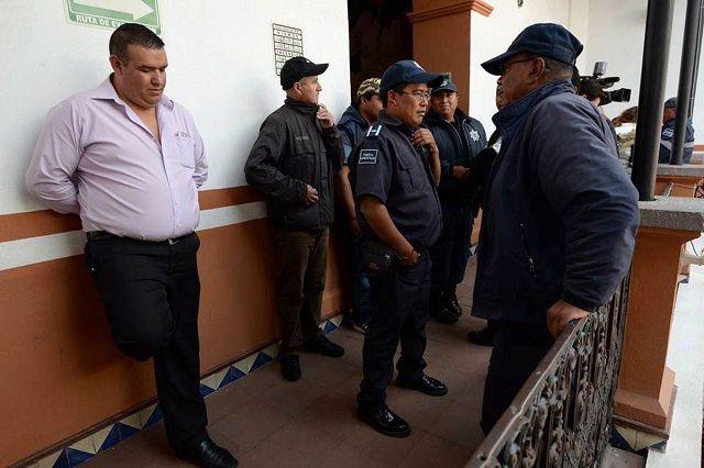 ·  Recortan en 900 mil pesos el recurso del Fortaseg por falta de acciones en materia de seguridad.     · Policías denuncian que los ha...