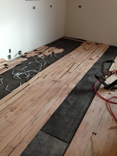 design dump a very basic lesson on installing hardwood floors - Installing Hardwood Floors