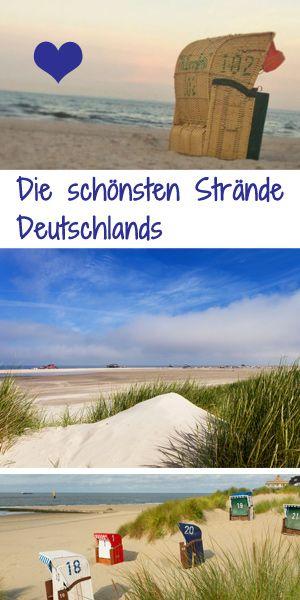 Da wollen wir hin! http://www.gofeminin.de/reise/deutschlands-schonste-strande-s1461910.html #urlaub #strand