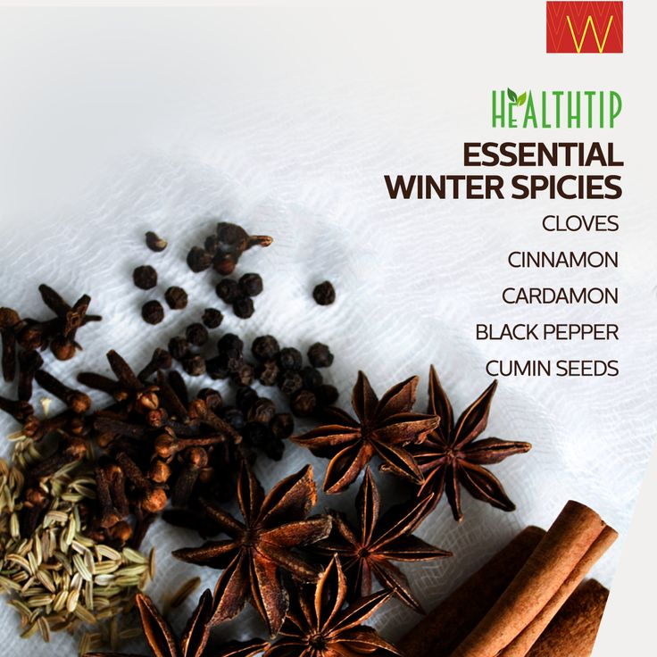 #Winter #Spices