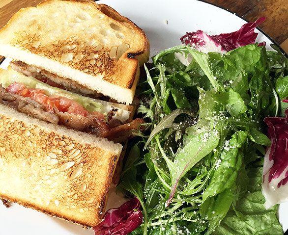 サンドイッチ界の新星、恵比寿に現る! ビオワインと楽しむ、ボリュームサンド|新店来訪! 美味しい出会いに一番乗り|デイアンドナイト (DAY&NIGHT)